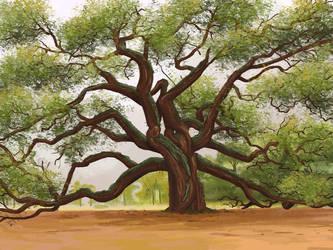 Oak by chaypeta