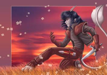 Ferin Warrior by chaypeta