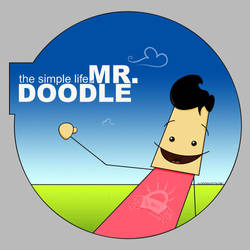 welcome mr. doodle... by shecro