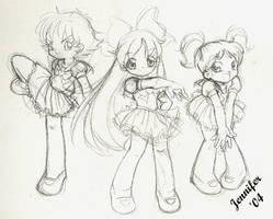 Anime PPG ver 2 by chibi-jen-hen