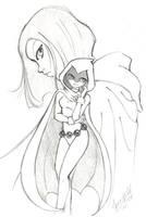 Raven by chibi-jen-hen