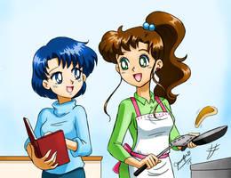 Amy and Lita by chibi-jen-hen