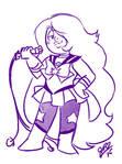 Sailor Amesthyst by chibi-jen-hen