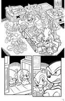IDW Sonic 3 Page 7 by chibi-jen-hen