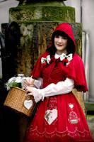 Little Red Riding Hood II by Gurololi
