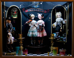 Puppet Circus - The Show by Gurololi