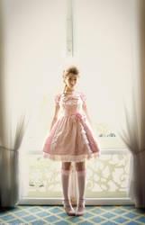 Angelic Princess by Gurololi