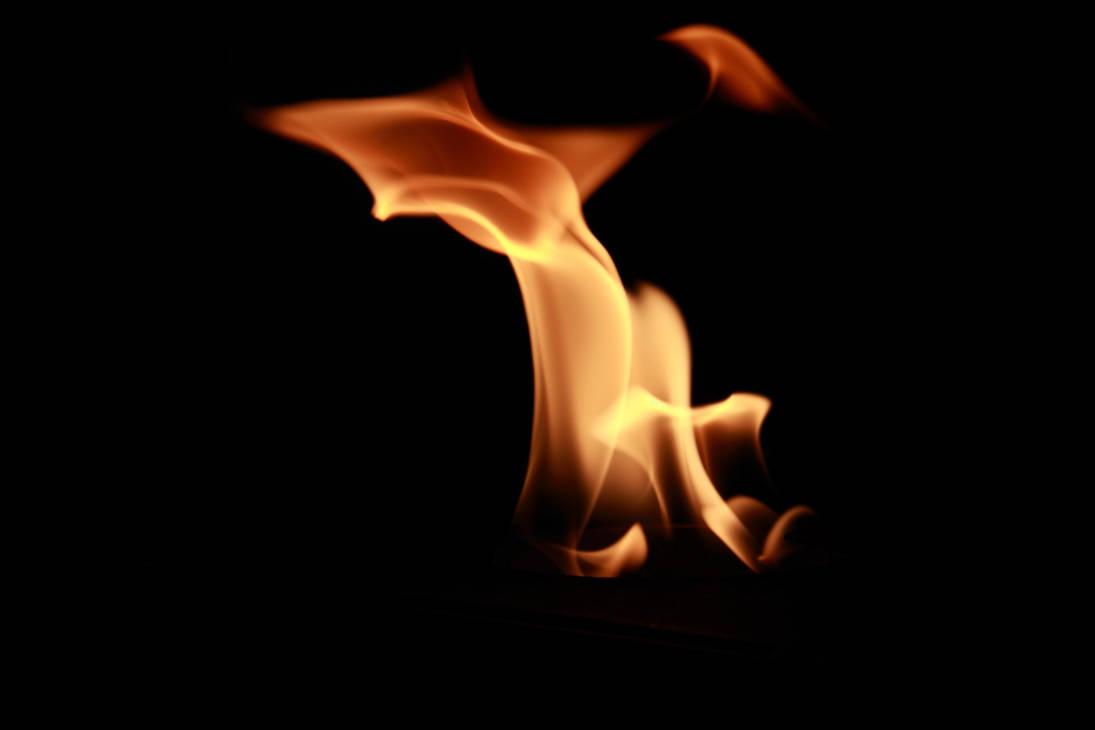 Flames by Kalabint