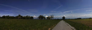 Bodensee Panorama by Kalabint