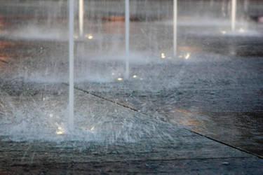 Water fountain by Kalabint