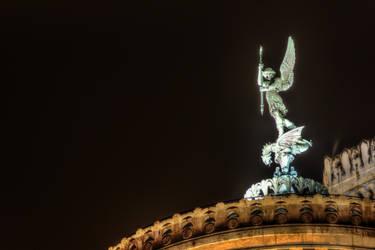 An Angel by Kalabint