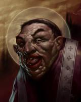 Priest by zaidoigres
