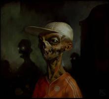 Zombies of Constitucion by zaidoigres
