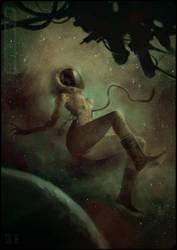 Dead SpaceGirl by zaidoigres