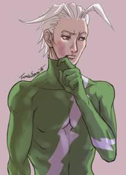 Your Average Teenage Mutant Genetic Terrorist by tomo-sanagi
