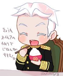 His guppy prince by tomo-sanagi