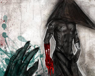 PYRAMID HEAD wallpaper by suspension99