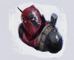 Deadpool by suspension99