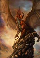 Dragon by ArtofOkan