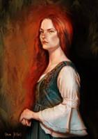 Renaissance Portrait by ArtofOkan