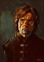 Tyrion Lannister by ArtofOkan