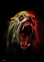 Werewolf by ArtofOkan