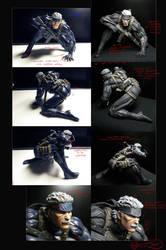 Extrme Makeover: Ol Snake by MarcWasHere