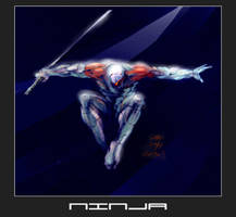 MGS Ninja by MarcWasHere