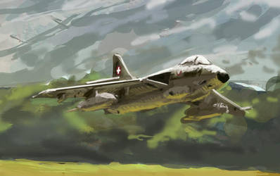 Speed paint by MarcWasHere