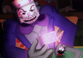 Don't mess with King Dice by Pasmical