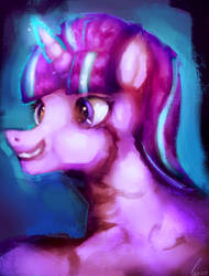 Starlight Glimmer by Pasmical