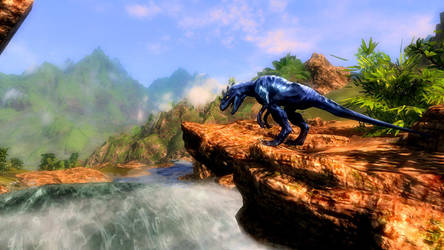 Just Another Day in Tropical Skyrim by Spartan0214