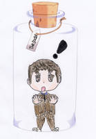 Doctor in a bottle by tigercat070