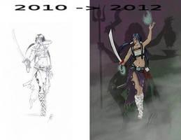 2010 - 2012 by maren-B