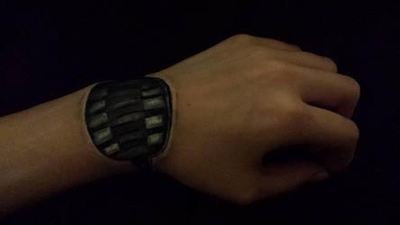 Cyborg - Make up by maren-B
