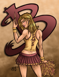 Buffy Summers by gogui