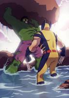 Hulk Smash! by ifesinachi