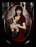 Gothique Alice by RavenMoonDesigns