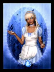 Alice in Wonderland by RavenMoonDesigns