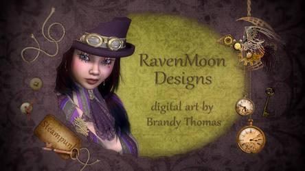 RavenMoon Designs Steampunk by RavenMoonDesigns