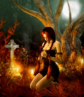Samhain by RavenMoonDesigns