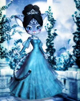 At the Snow Ball by RavenMoonDesigns