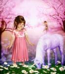 Li'l Princess and Friends by RavenMoonDesigns