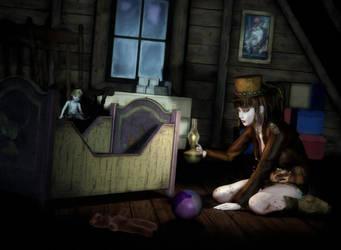 Haunting Memories by RavenMoonDesigns