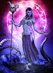 Arcane Invocations by RavenMoonDesigns