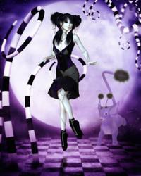 Frightfully Delightful Nights by RavenMoonDesigns