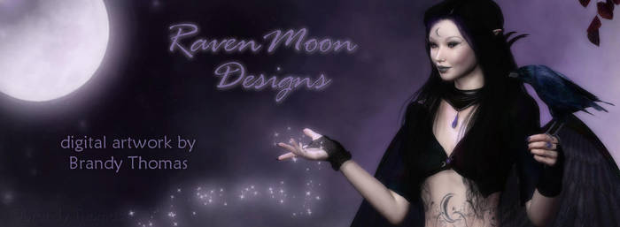 RavenMoon Designs Nocturnal Luminescence by RavenMoonDesigns