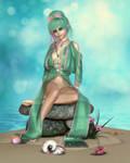 Treasures of the Sea by RavenMoonDesigns
