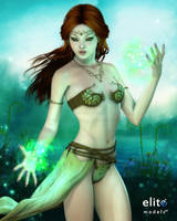 The River Mage by RavenMoonDesigns