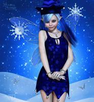 Snowflake Jingles by RavenMoonDesigns